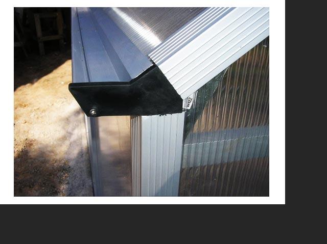 Zinguer a barcala chapas para techos for Modelos de techos para galerias