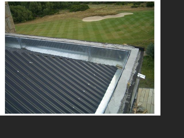 Zinguer a barcala chapas para techos for Modelos de techos de chapa